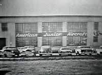 American Junior Aircraft Factory in 1961
