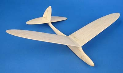 Hand Launched Balsa Wood Glider Plans Woodguides