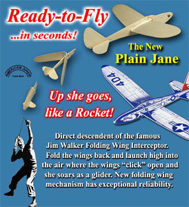 American Junior Classics Store - balsa wood airplanes and ...