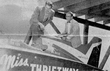 Miss Thriftway unlimited hydroplane